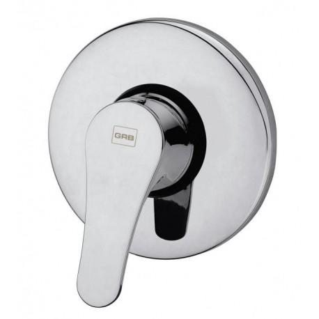 Monomando de ducha ENTER PLUS ( empotrar ) de 1 salida cromado. Grober