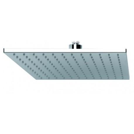 Rociador de ducha cuadrado SQUARE de 250x250 mm