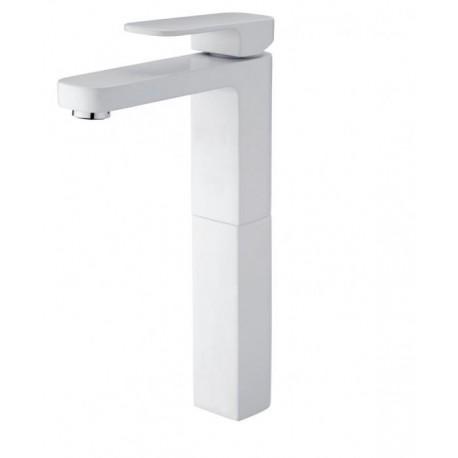 Monomando de lavabo DESPERTAR XL blanco de 240mm . Grober