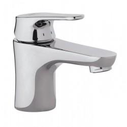 Monomando de lavabo ecológico ENTER PLUS cromado . Grober