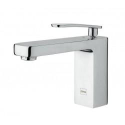 Monomando para lavabo DESPERTAR con válvula CLIC-CLAC cromado. Grober