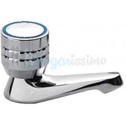 Grifo de lavabo 1 agua ESE-23 fría cromado. Tres