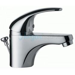Monomando de lavabo MONOTRES 2000 cromado Ref: 172103 . Tres