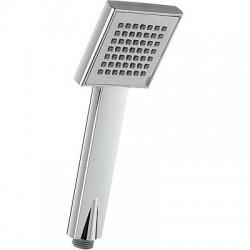 Teléfono de ducha anticalcáreo modelo LOFT cromado. Tres