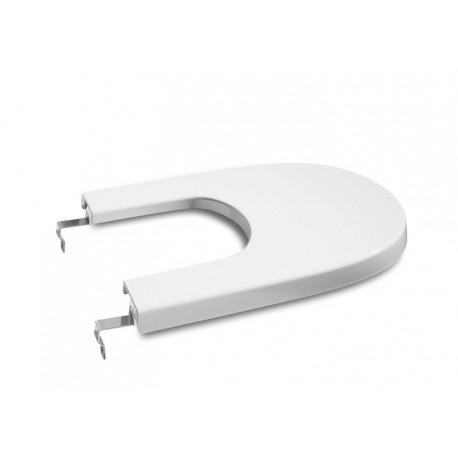 Tapa de bidé modelo MERIDIAN-N con la caída amortiguada blanco . Roca