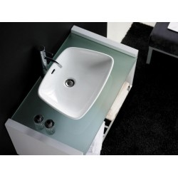 Lavabo rectangular ANABEL . Bathco