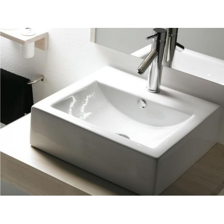 Lavabo rectangular BOLONIA . Bathco