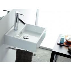 Lavabo rectangular GOMERA . Bathco