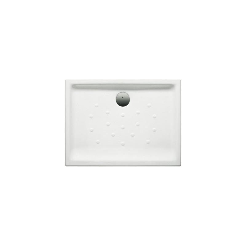 Plato de ducha de porcelana modelo malta de 120 x 75 for Plato ducha malta