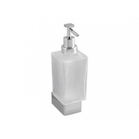 Dosificador de pared NEOX cromo . Forma Baño
