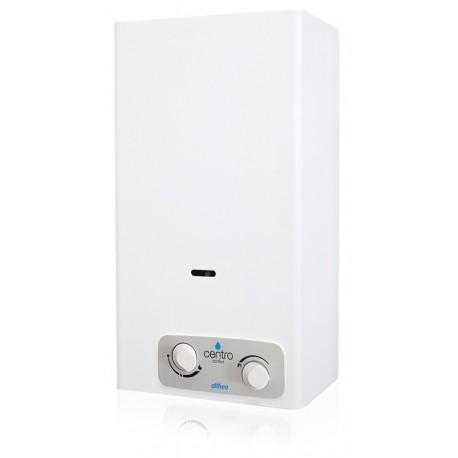 Calentadores de gas natural 11 litros automático instalación exterior . Davasa Althea