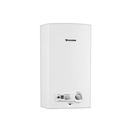 Calentador de gas natural 17 litros WRD 17-2 KME . Junkers
