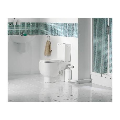 Triturador sanislim de 4 salidas para inodoro lavabo - Inodoro con triturador ...