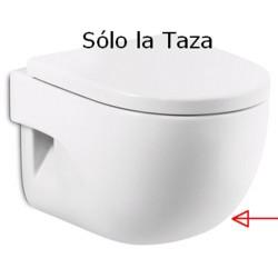 Taza suspendida MERIDIAN-N blanco . Roca