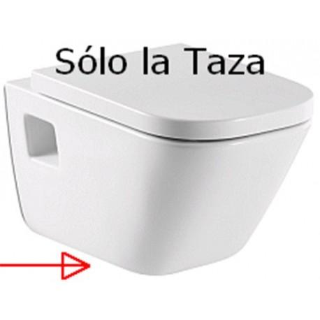 Taza THE GAP suspendida blanco ( sin tapa ) . Roca