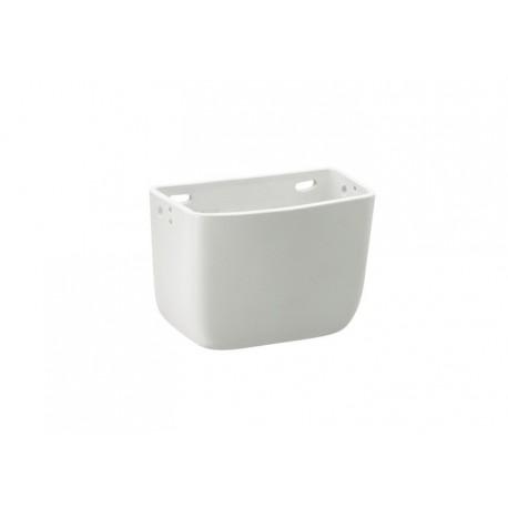 Cisterna alta de porcelana de 9 litros . Roca