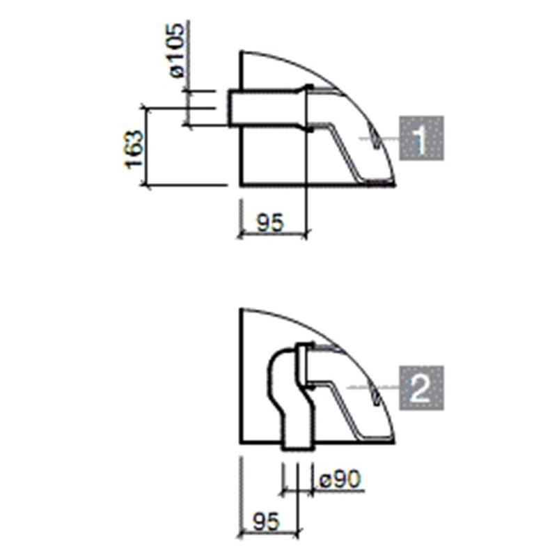Como cambiar una cisterna excellent trendy junta flotador for Cambiar mecanismo cisterna