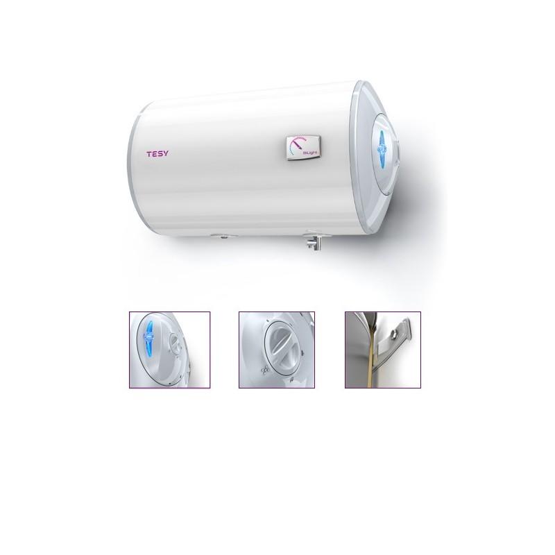 Termo el ctrico modelo bilight de 80 litros horizontal con - Termo electrico 150 litros horizontal ...