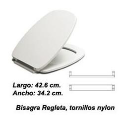 Asiento PRINCESA (BR) blanco . Estoli