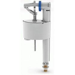 Mecanismo UNIVERSAL de alimentación inferior para cisterna baja de WC rosca metal . Roca