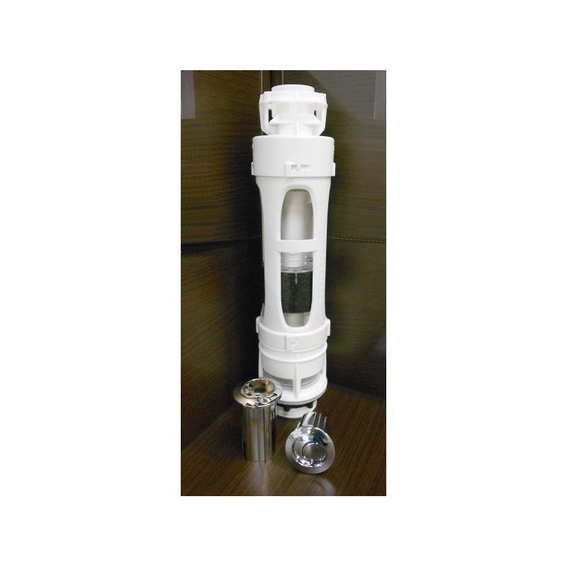 Mecanismo universal de doble descarga para cisterna baja - Mecanismo de cisterna ...