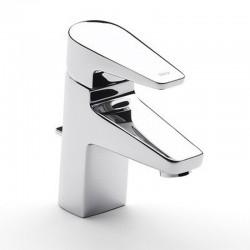 Monomando Mezclador para lavabo con desagüe automático ESMAI CROMADO ROCA