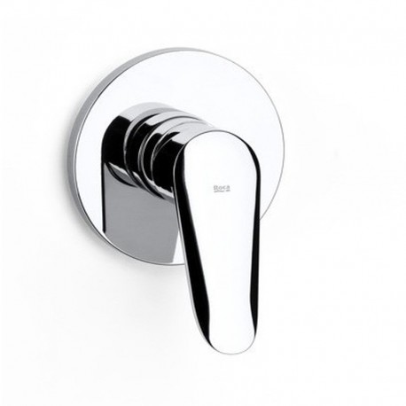 "Monomando Mezclador empotrable de 1/2"" para baño o ducha LOGICA-N CROMADO ROCA"