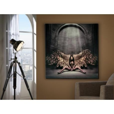 FOTO ANGEL CAIDO 100x100
