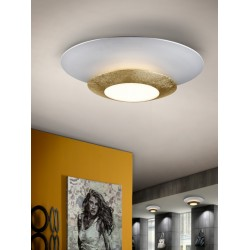 PLAFON LED HOLE ORO Ø42