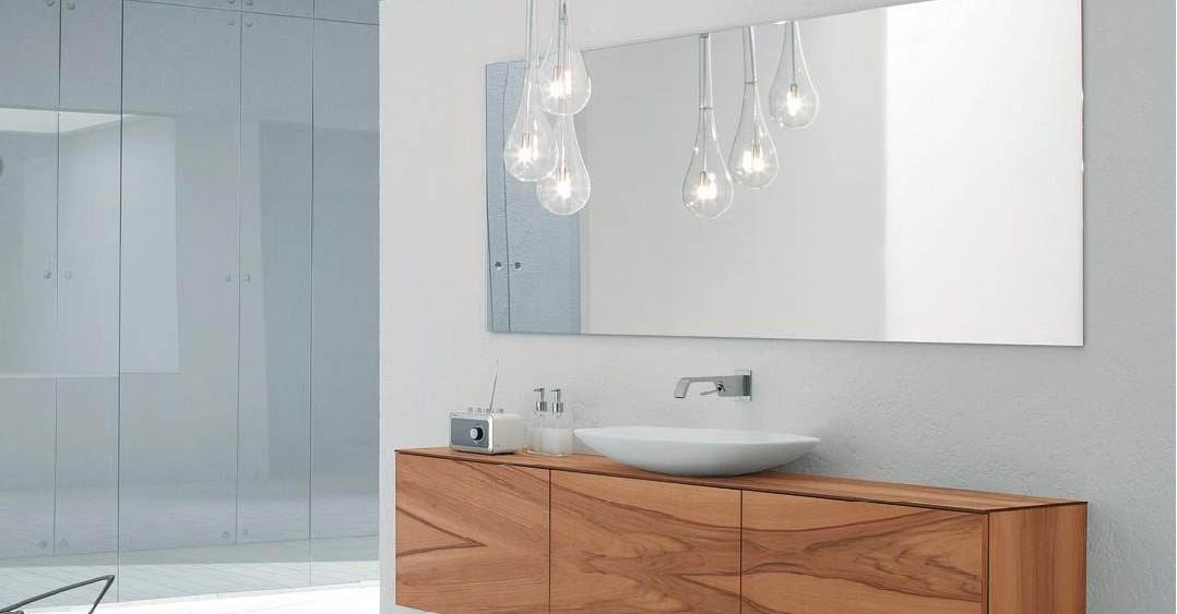 El espejo… un accesorio imprescindible para nuestro baño moderno aac02ba104b2