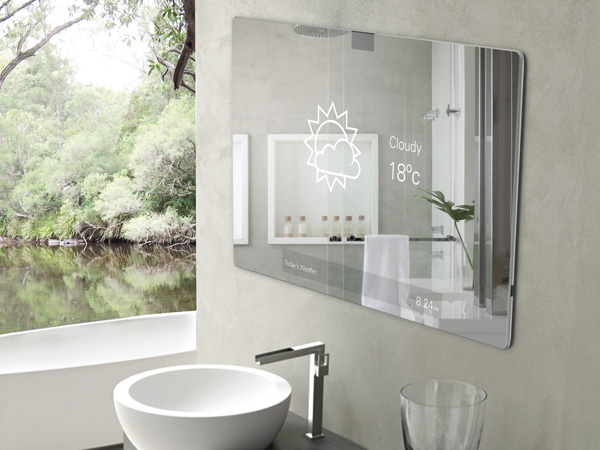 espejos bao moderno - Espejos Baos