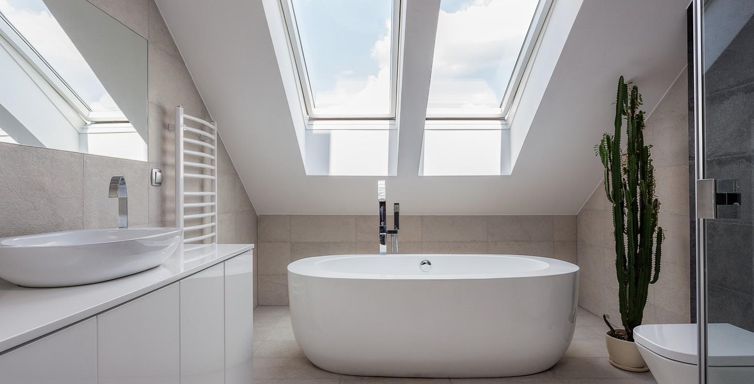 Optimiza el espacio de tu baño moderno - Complementos para cocinas ...