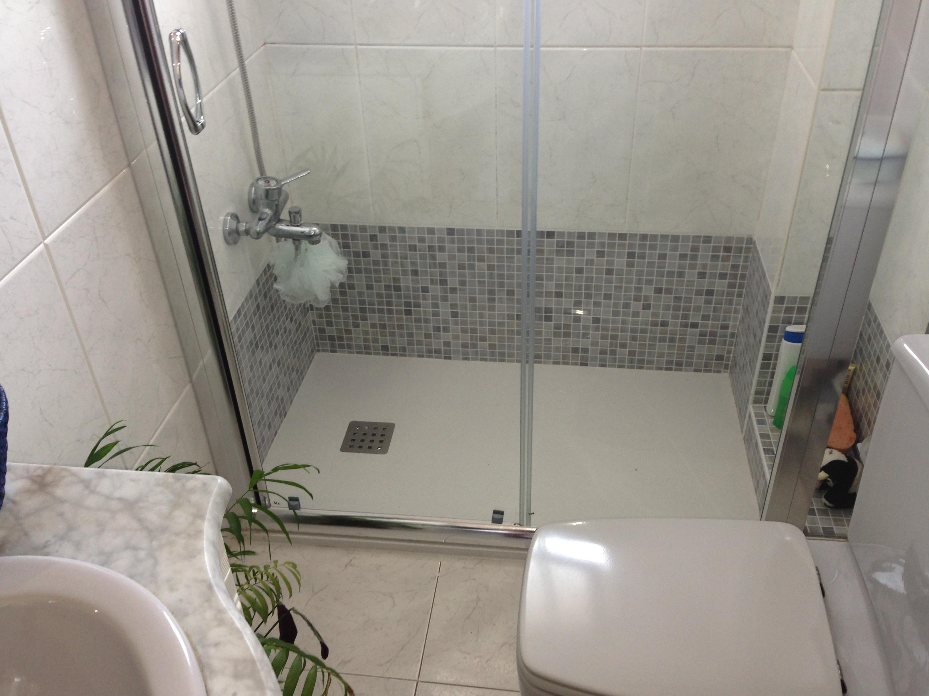 Reforma Baño Banera Por Ducha:reforma-ducha-bañera