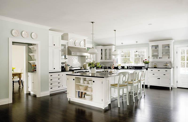 Qué color realza una cocina