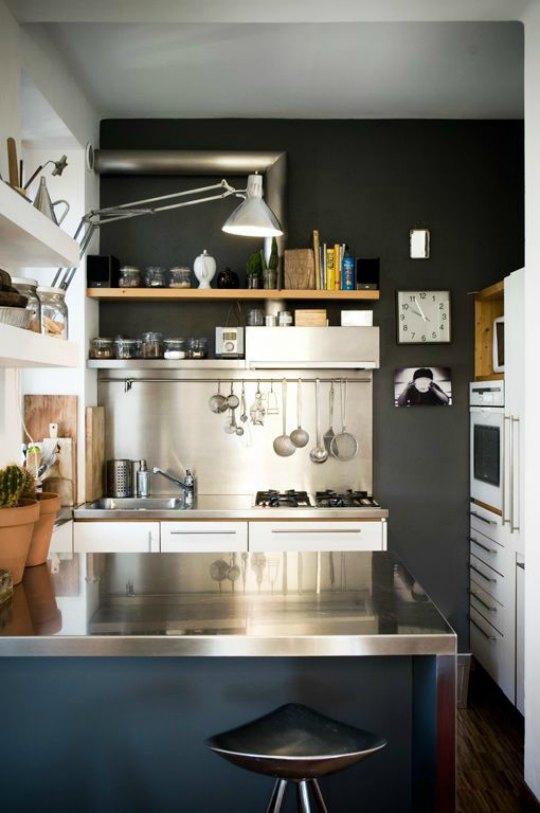 ideas para cocinas pequeas