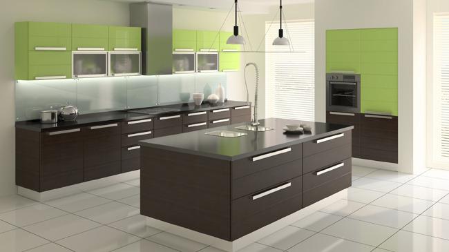 Tendencias para una cocina moderna for Una cocina moderna