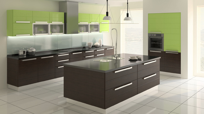 Tendencias para una cocina moderna - Lo ultimo en cocinas modernas ...