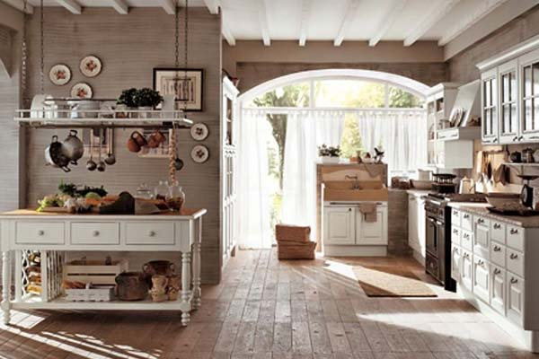 6 ideas para decorar tu cocina estilo vintage